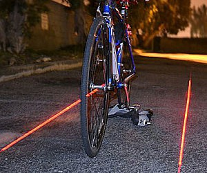 Virtual Bicycle Safety Lane