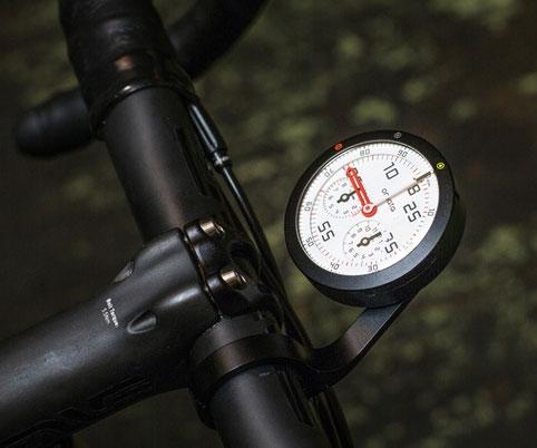 Bike Analog GPS Speedometer