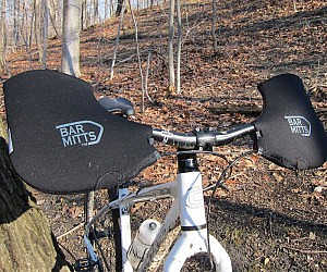Bicycle Handlebar Mittens
