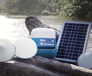 Portable Off-Grid Solar El...
