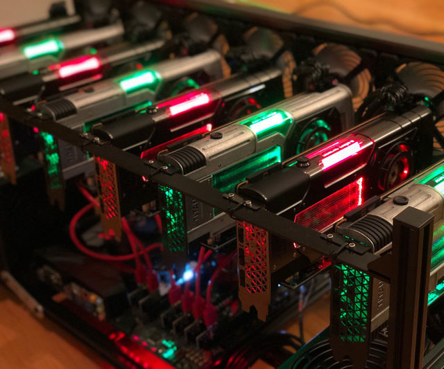 Making money off bitcoin mining