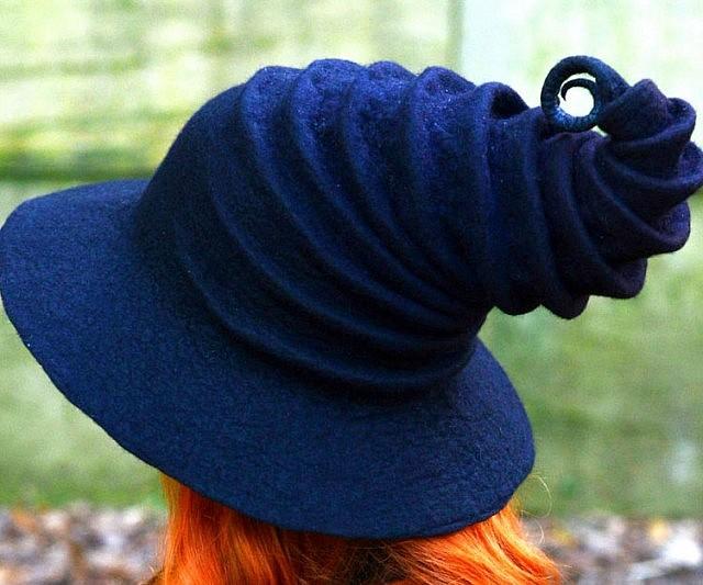 cc6e8ffe4c8 Black Witch Hat