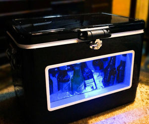 Blacklight LED Cooler
