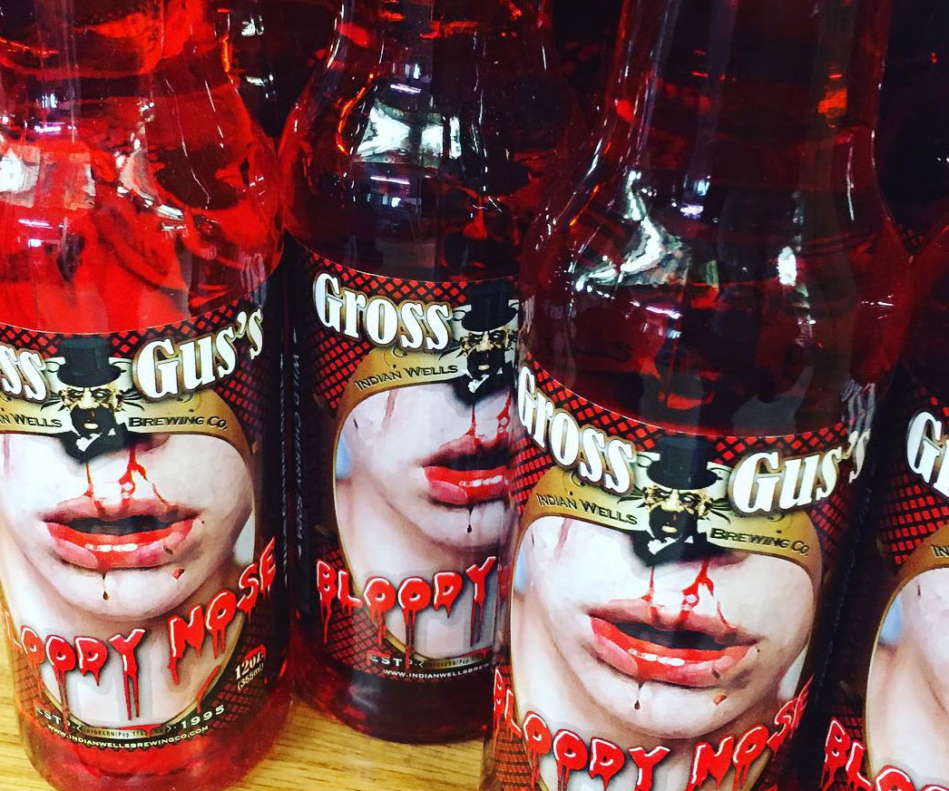 Bloody Nose Soda