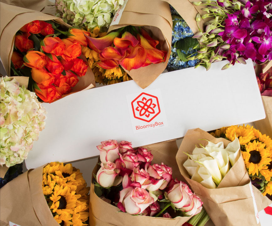 Flowers Of The Month Subscription Bo