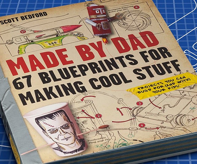Blueprints for making cool stuff book malvernweather Images