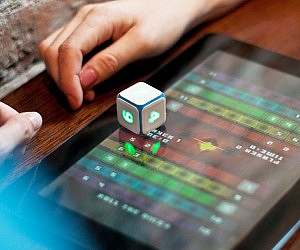 Bluetooth Dice For Tablets