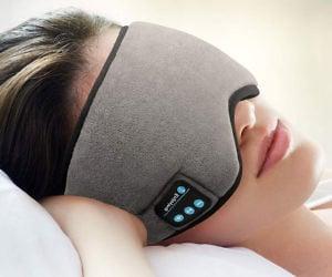 Bluetooth Sleeping Eye Mas...