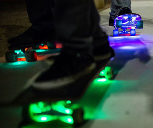 Skate Deck Underglow LED Lights