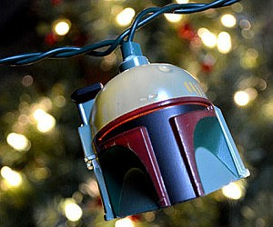 Boba Fett String Lights