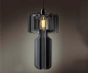 Bomb Lamp