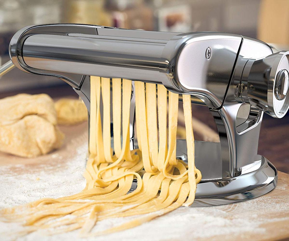 Bonvivo Homemade Pasta Maker