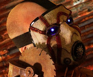 Borderland Psycho Bandit Mask