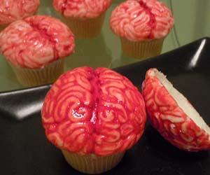 Brain Cupcake Mold