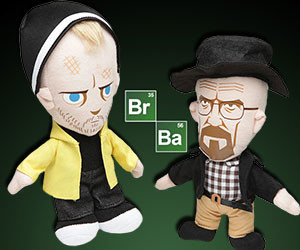 Breaking Bad Plush Dolls