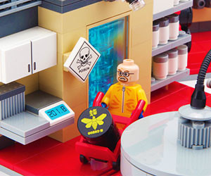 Breaking Bad LEGO Meth Lab