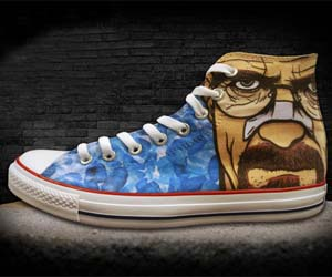Breaking Bad Shoes