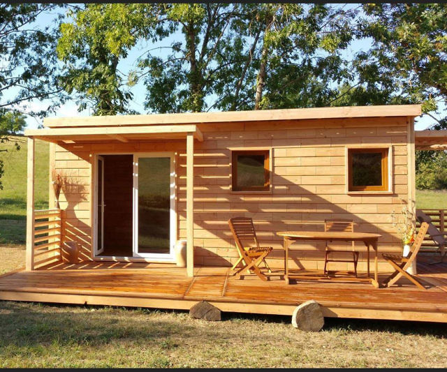 Wooden Tiny Home Kits