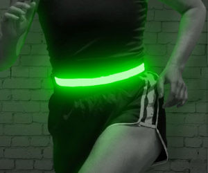 LED Running Belt