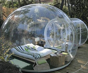 & The Bubble Tent