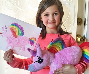 Personalized Kid's Plush Dolls