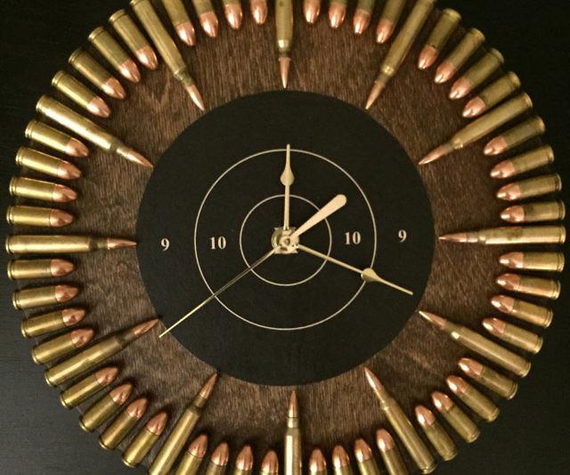 Bullet Clock Ideas