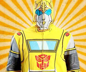 Transformers Bumblebee Hoo...