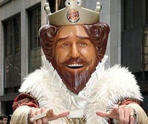 The Burger King Mask