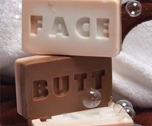 Butt And Face Soap Bars