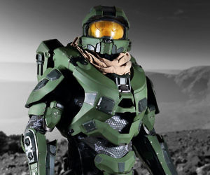 master chief armored suit