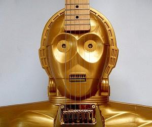 C-3PO Guitar