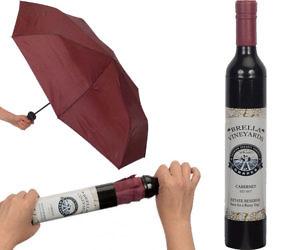 Cabernet Wine Bottle Hidde...