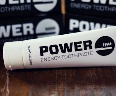Caffeinated Toothpaste - coolthings.us