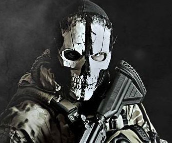 Call Of Duty Ghost Mask