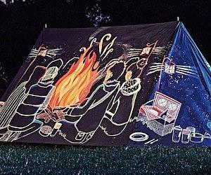 Campfire Tent