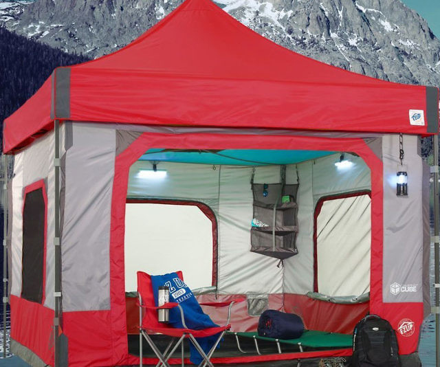 C&ing Cube Tent & Cube Tent