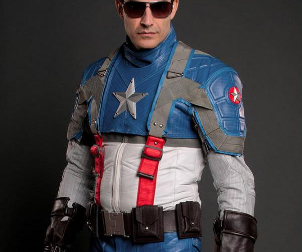 America Motorcycle Suit