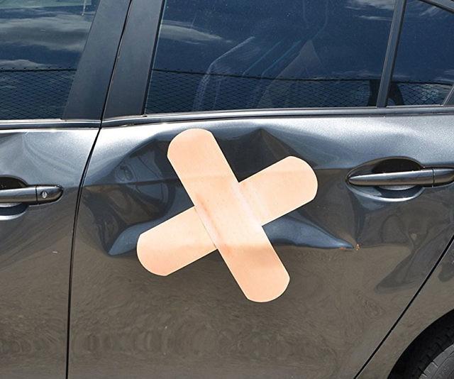 Magnetic Car Band-Aid