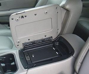 Car Console Vault