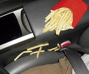 Car Seat Gap Catcher