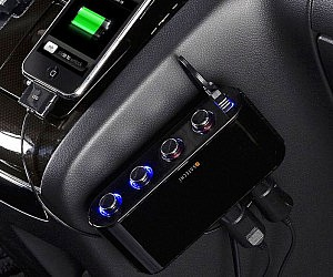 Car Electrical Socket Hub