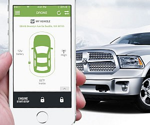 Car Starting Phone App