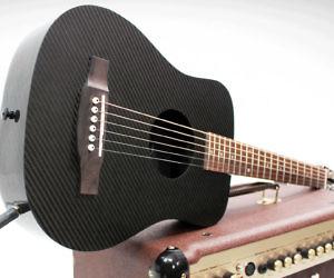 Carbon Fiber Acoustic Elec...