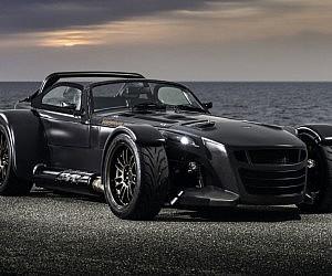 d8 gto carbon fiber car