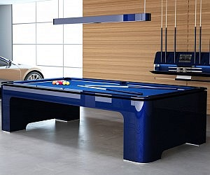 Carbon Fiber Pool Table