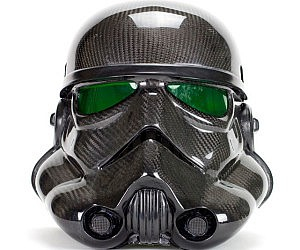 Carbon Fiber Motorcycle Helmets >> Carbon Fiber Stormtrooper Helmet