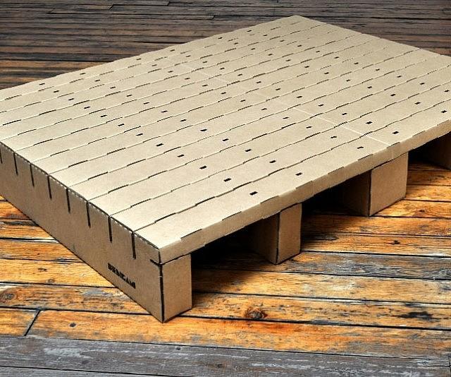 Ideal Cardboard Platform Bed