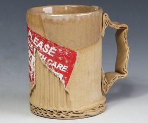 Like Look Mugs Ceramic That Cardboard gf7y6b