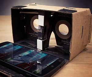 Virtual Reality Cardboard Kit