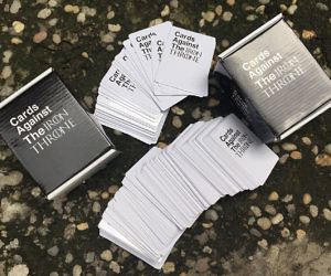 Cards Against The Iron Thr...